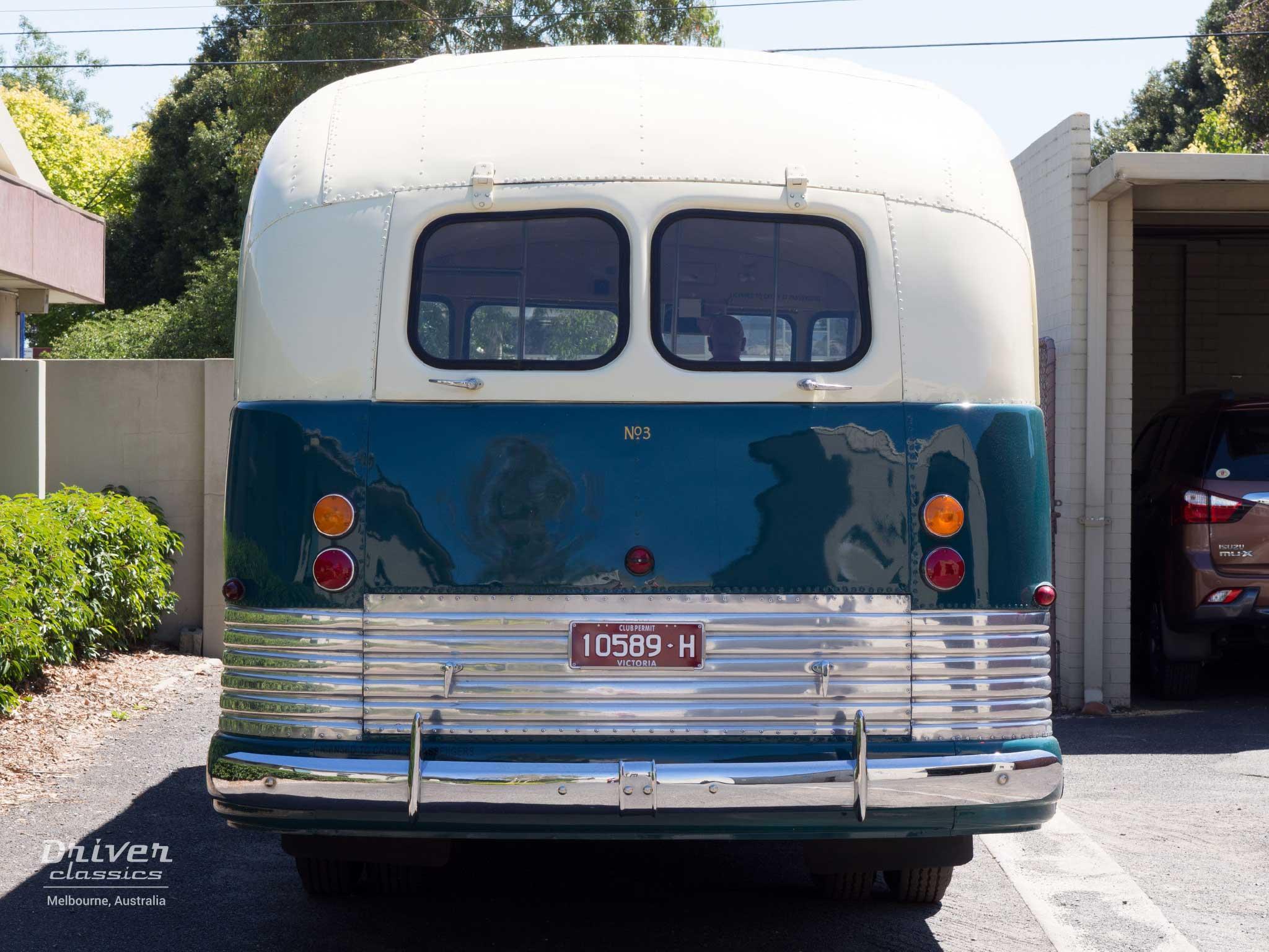 1947 Bedford OB back