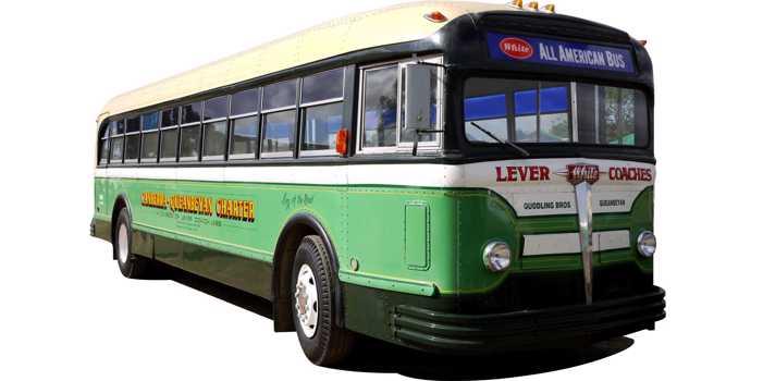 1948 White 798-12 bus