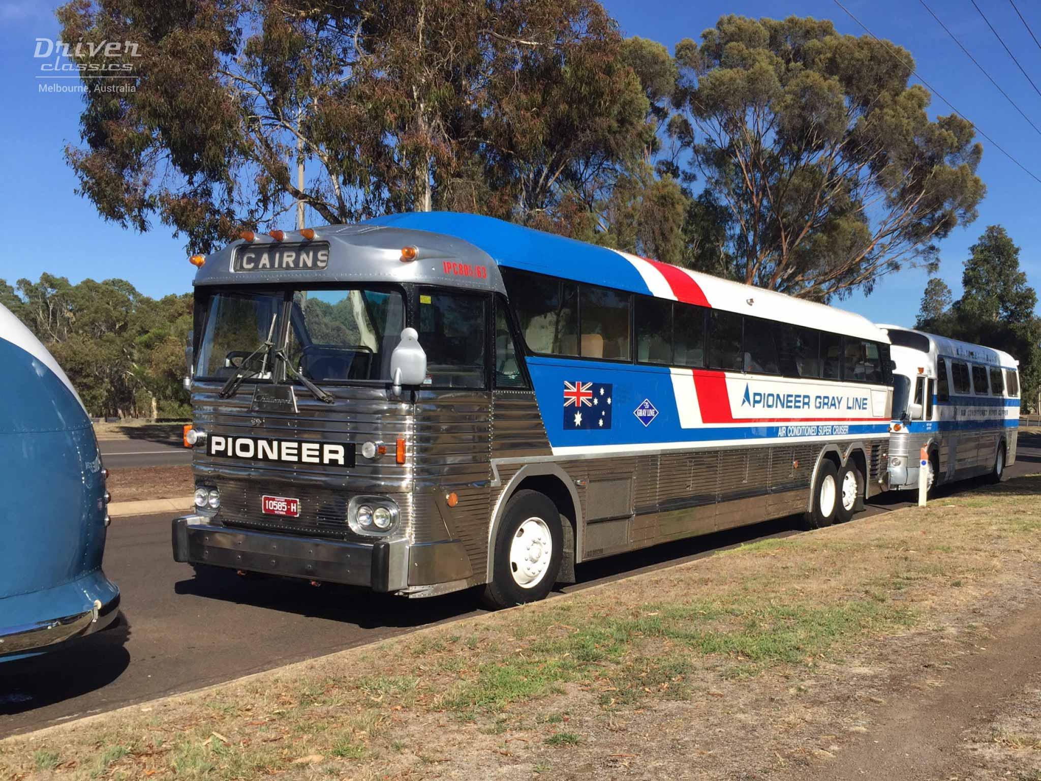 MCI MC7 bus Hamilton Victoria