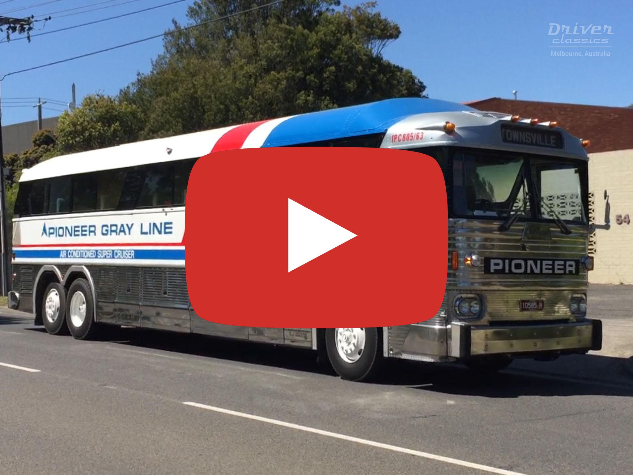MCI MC7 Bus Video thumbnail