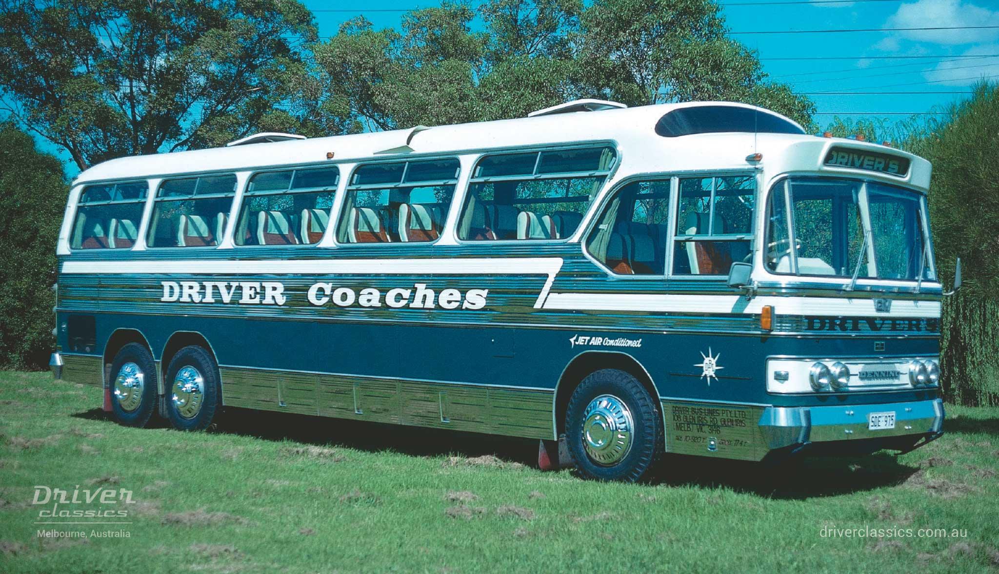 GM Denning Mono bus, 1978 version