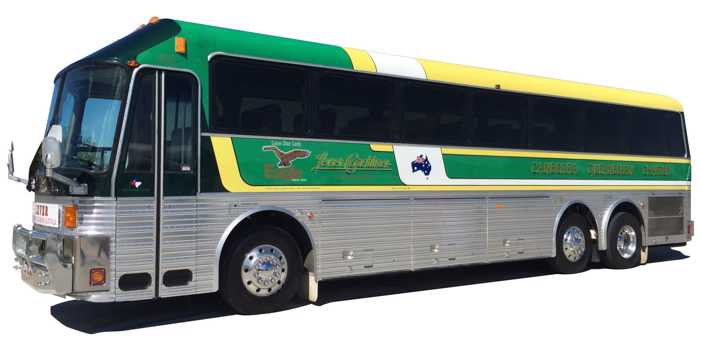 Eagle Model 20 bus, 1989 model