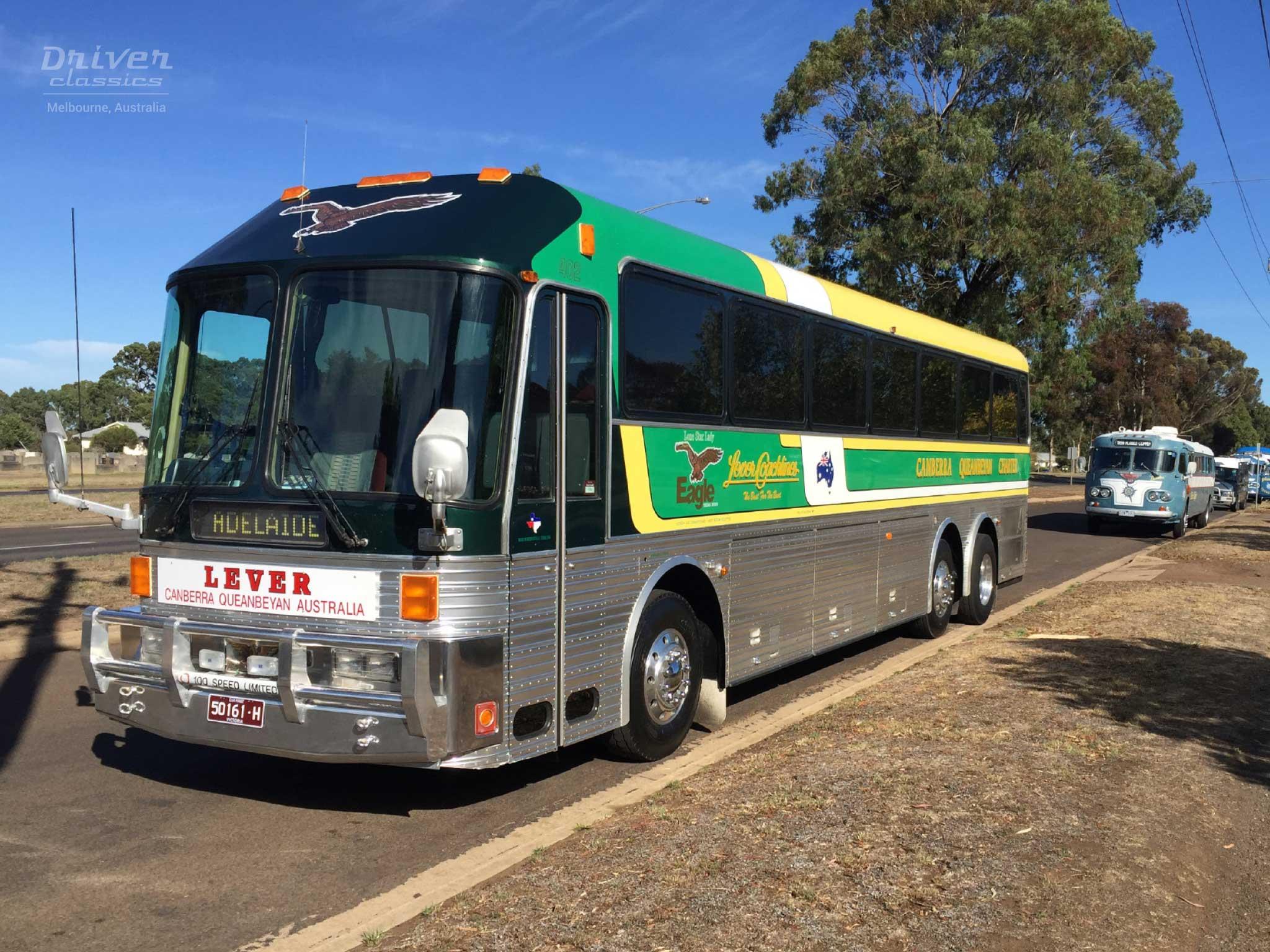 Eagle Bus