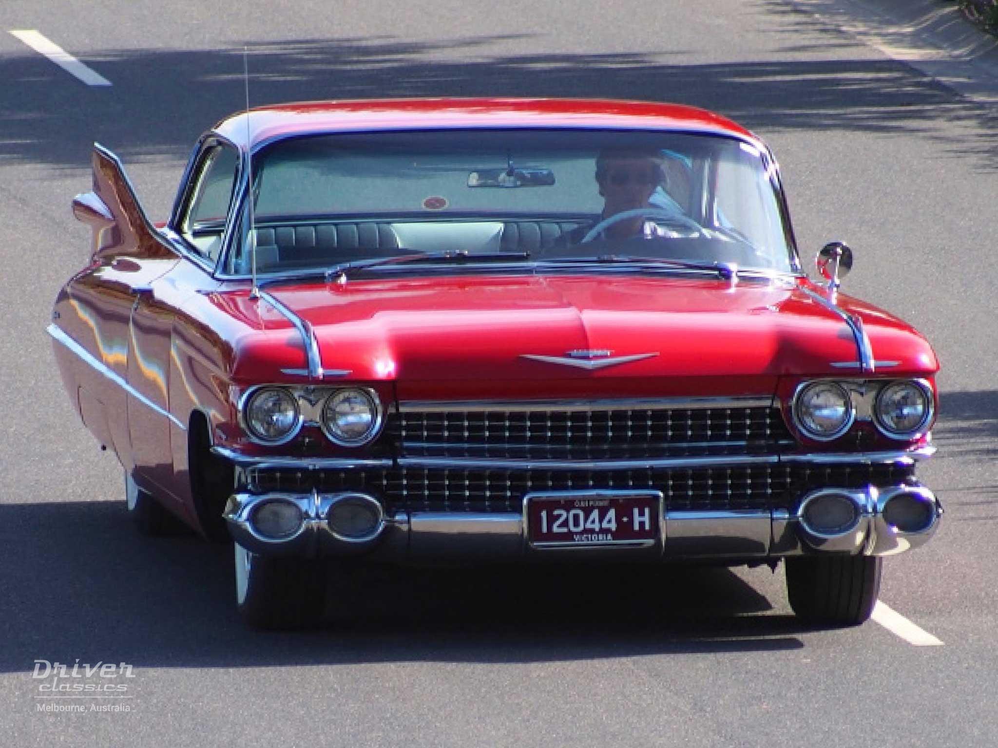 Cadillac Coupe de Ville front