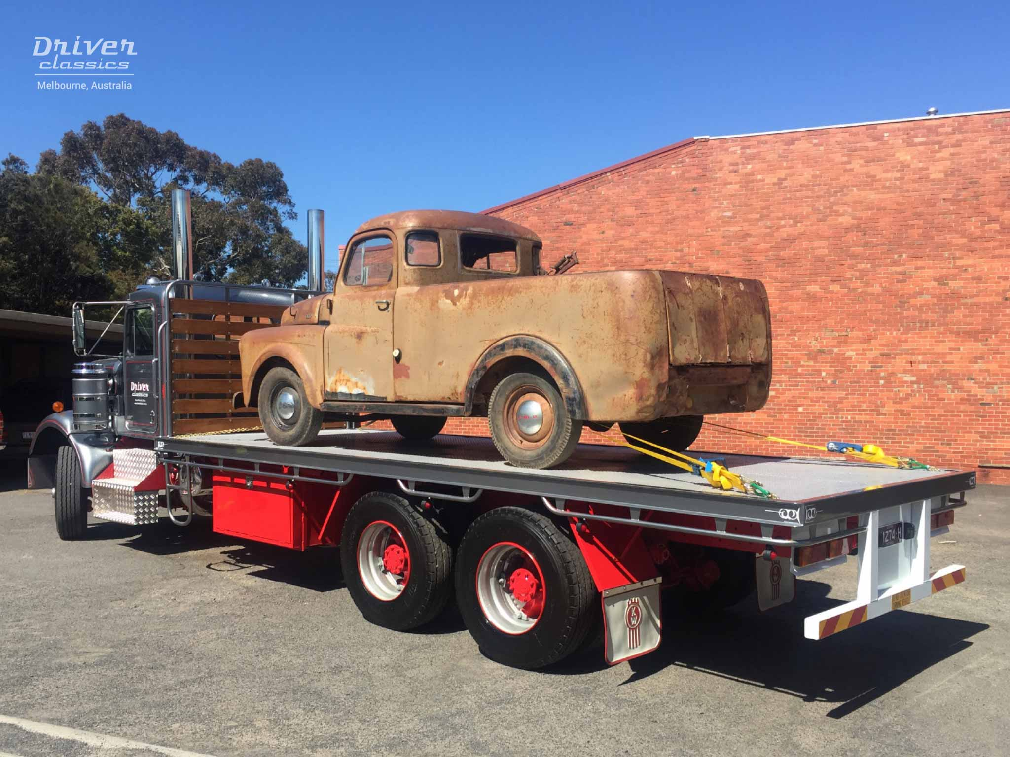 1950 Dodge Pilot House Pick Up Truck