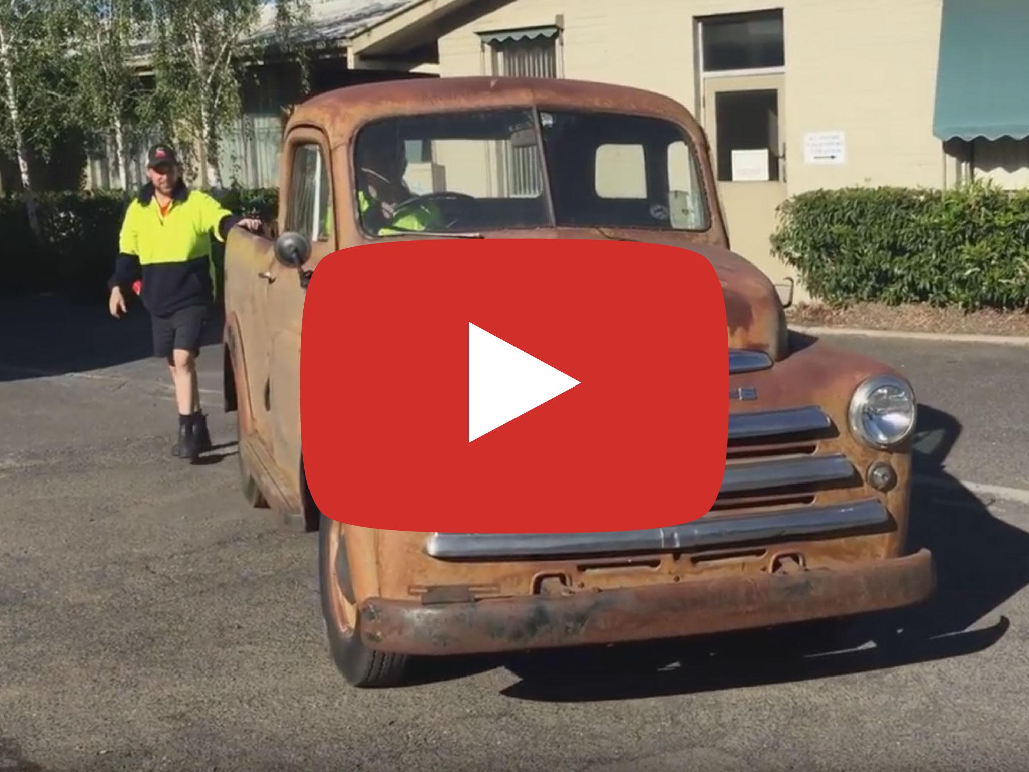 Dodge Pilot House Truck Video